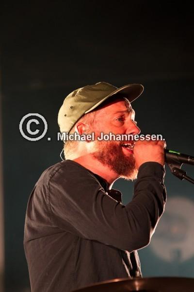 31-08-2013. Kashmir koncert i Østreanlæg Holbæk.