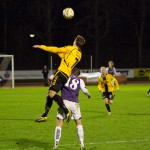 30-10-2013 Nordvest FC vs AC Horsen Pokal kamp 0-4
