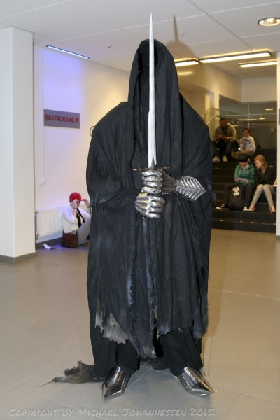 cosplay comic con malmø 2015